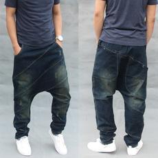 Loose, men trousers, Bottom, pants
