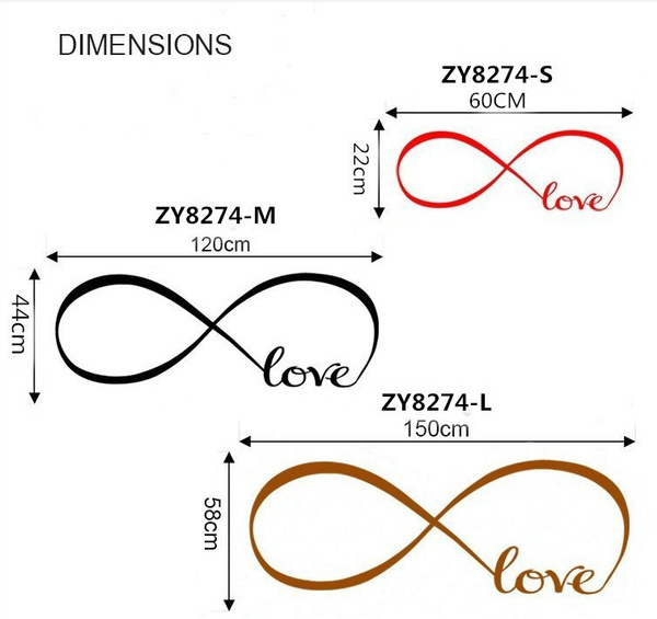 loveinfinity, Decor, Love, Home Decor