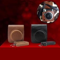leathercamerabag, compactbag, browncamerabag, Vintage