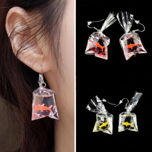 Charm, fashion women, Novelty, Dangle Earring