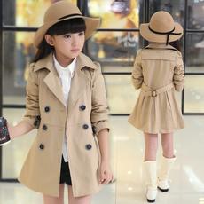 Moda, Long Sleeve, Coat, springclothe