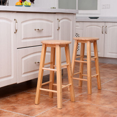 Wood, Kitchen & Dining, barchair, Stool