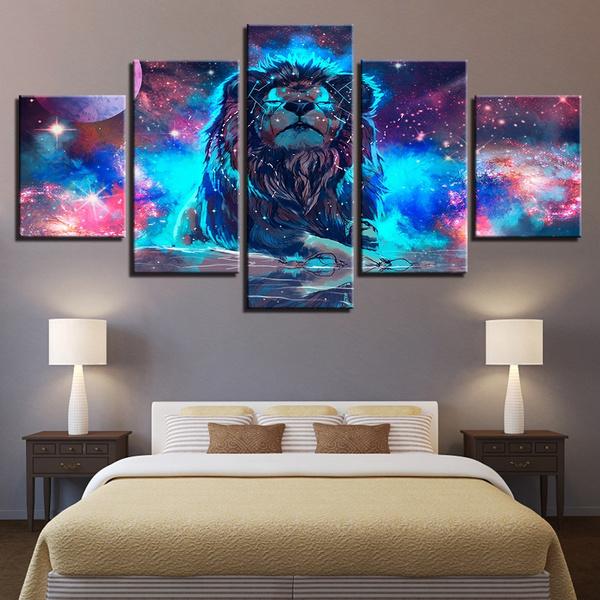 Decor, art, constellation, Color