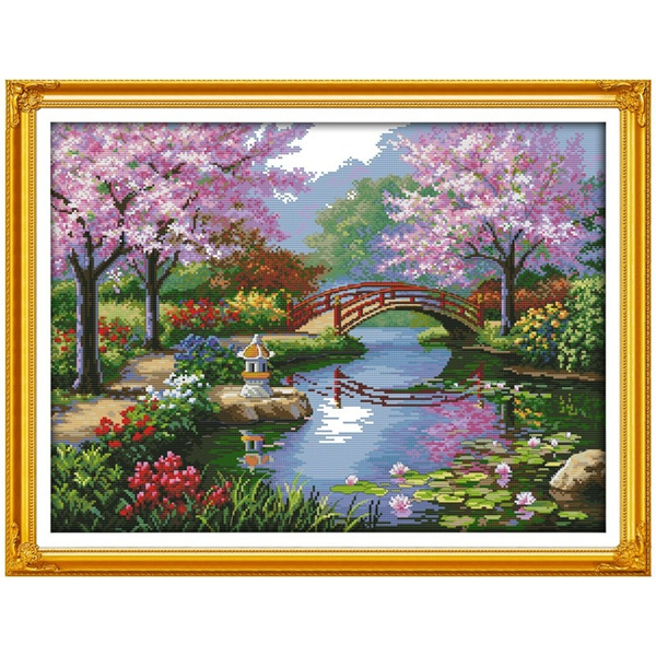 Beautiful, joysundaycrossstitch, countedcrossstitch, Cross