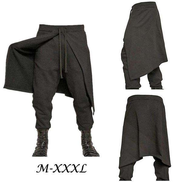 anklebandedpant, Cosplay, Medieval, men trousers