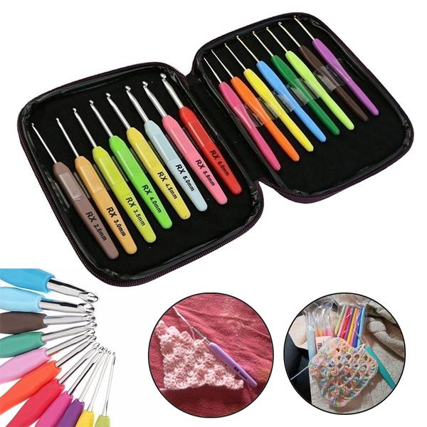 plastichandlesknittingneedle, knittingampcrochet, art, Aluminum