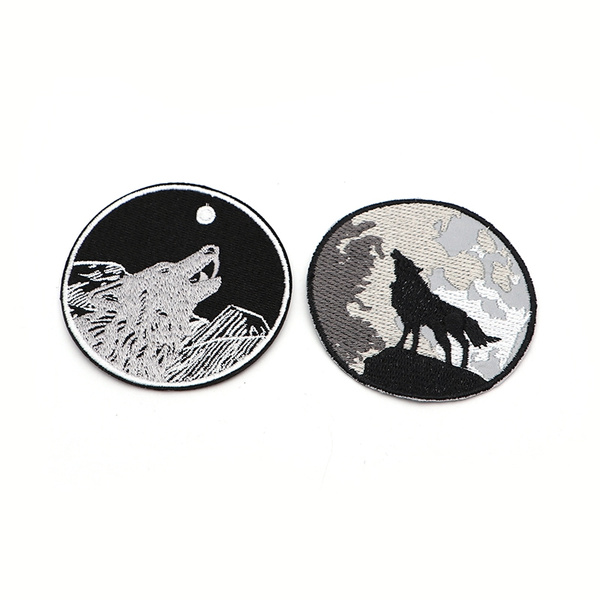 patchforclothe, Goth, irononapplique, Animal