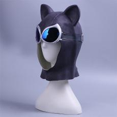 glassesandmask, catwoman, latex, Cosplay