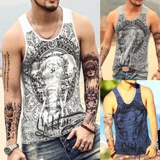 Vest, Fashion, Tank, Men's vest