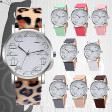 quartz, couplewatch, leather, fashion watch