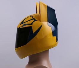 Helmet, individuality, Cosplay, cosplayparty