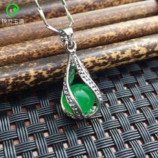silveredge, Jewelry, jade, Bracelet