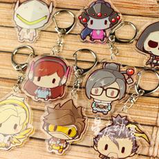 overwatch, Key Chain, Keys, keybuckle
