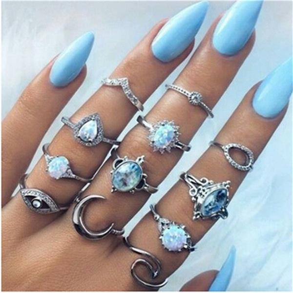 eye, Jewelry, Jewellery, Silver Ring