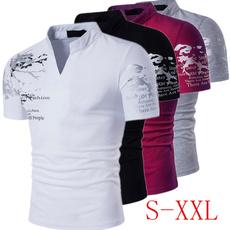 Mens T Shirt, Short Sleeve T-Shirt, Shirt, Sports & Outdoors