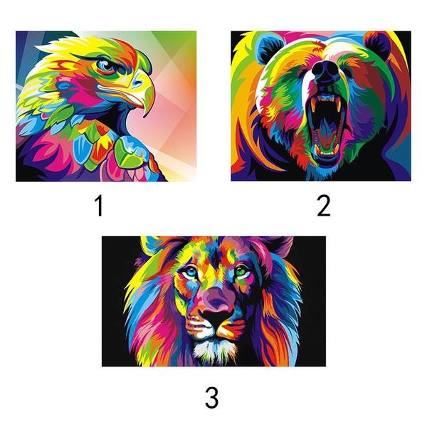 art print, wallstickersampmural, Decor, rainbow