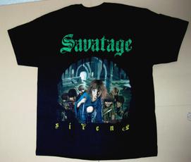 men's cotton T-shirt, Personalized T-shirt, Men, Metal