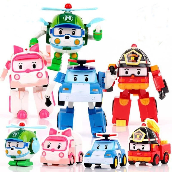 Educational, Toy, robocarpoli, robocarpolideformation