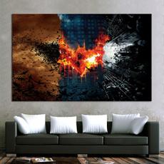 Dark Knight, canvasart, Wall Art, Home Decor