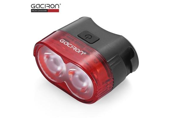 Itshiny vélo lumière-Vélo Lumière USB Chargeable code de la route autorisation Lampe De Vélo