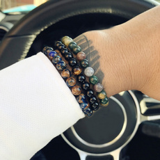 buddhabracelet, Beaded, yogabracelet, braceletset