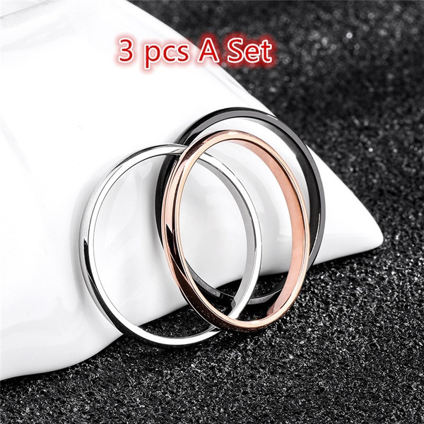 Jewelry, gold, Sterling Silver Ring, Simple