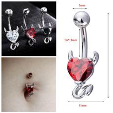 Steel, Heart, devils, Jewelry