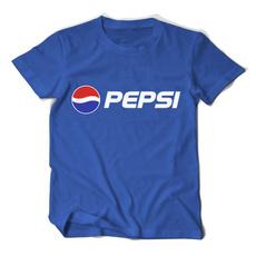 coupleoutfit, pepsicola, short sleeves, Men's Fashion
