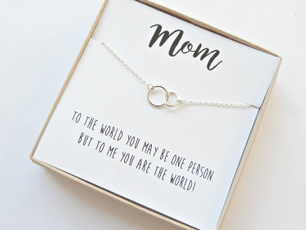 layering, motherdaughter, Jewelry, Gifts