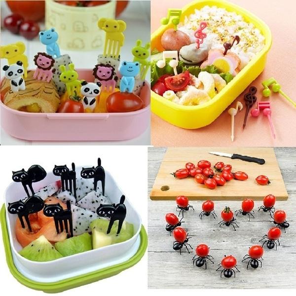 Plastic, party, bentoaccessorie, cakepick