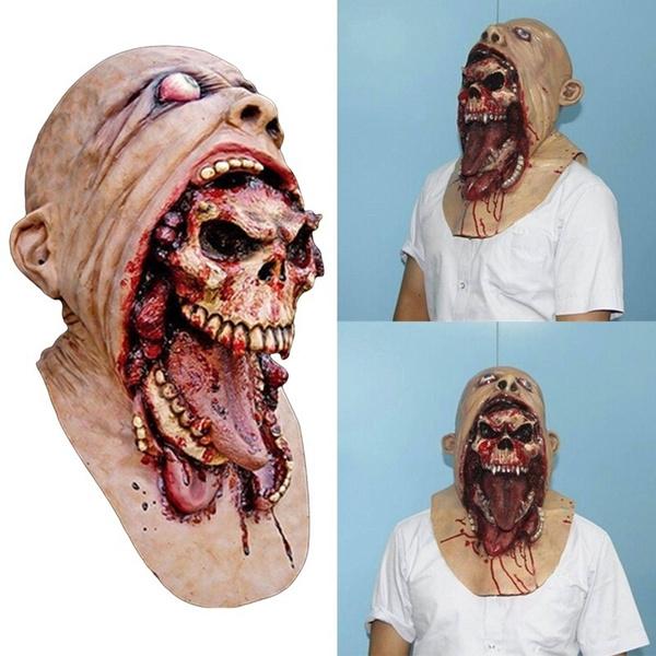 latex, Cosplay, halloweengift, scary