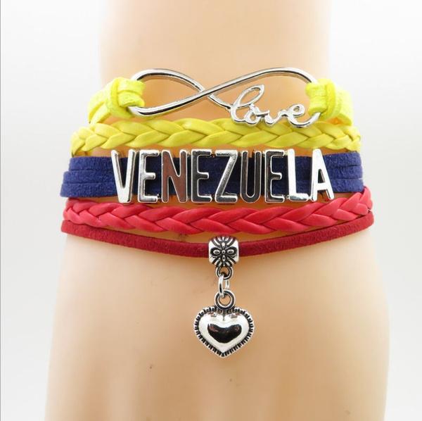 Heart, Love, Jewelry, colorfulbracelet