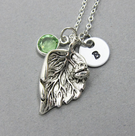 leaf, Jewelry, ladybugcharm, namenecklace