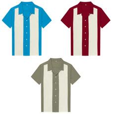 fathersdaygift, plus-size clothing, Fashion, vintagebowlingshirt