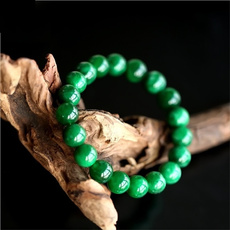 blackishgreen, stemgreen, Jewelry, thehandstring