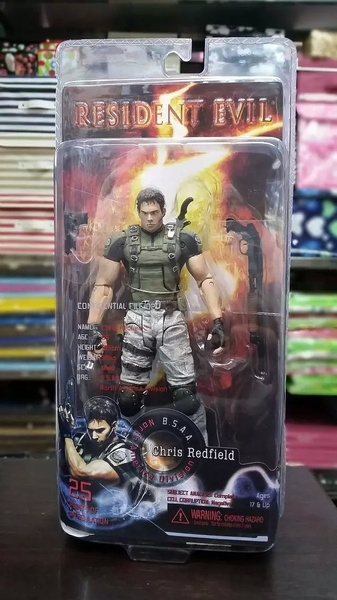 Collectibles, Scales, residentevil, figure