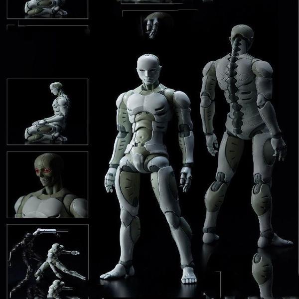 Synthetic, Heavy, east, figure