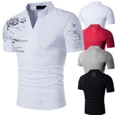 Mens T Shirt, Fashion, Polo Shirts, Sports & Outdoors