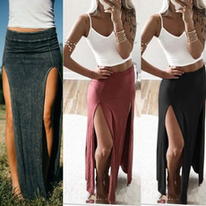 Fashion Skirts, long skirt, pencil skirt, Summer