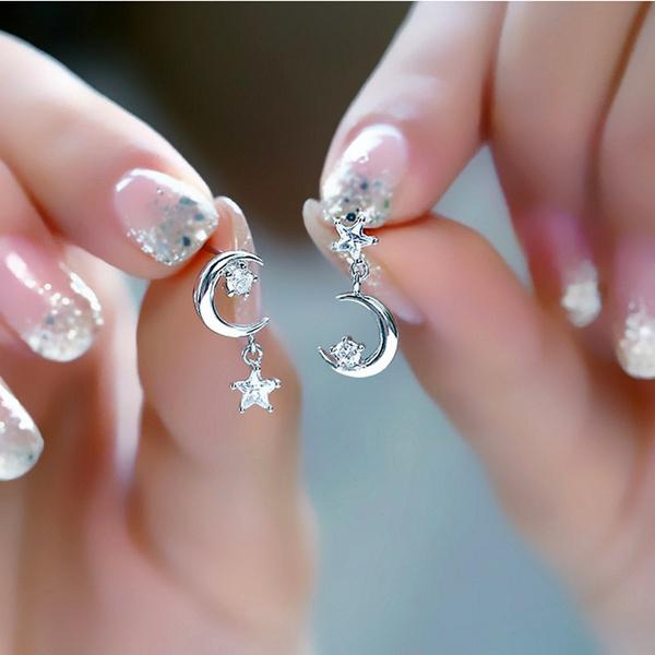 Sterling, Fashion, Dangle Earring, Jewelry
