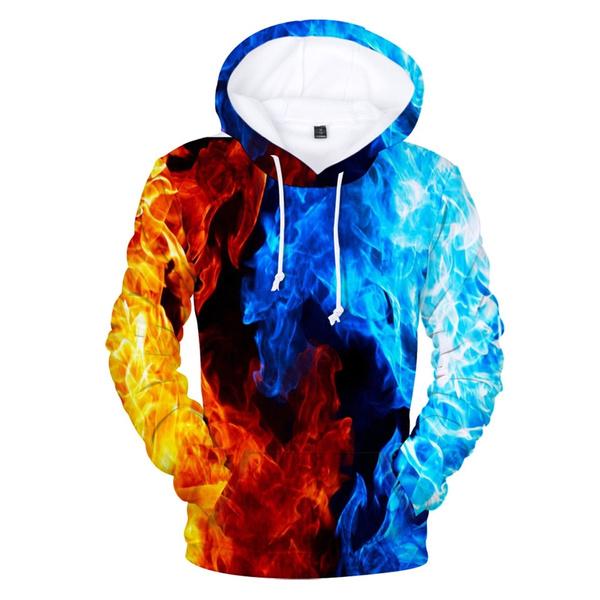 harajukuhoodiesclothing, pullover hoodie, Long Sleeve, Hooded Mens Hoodies