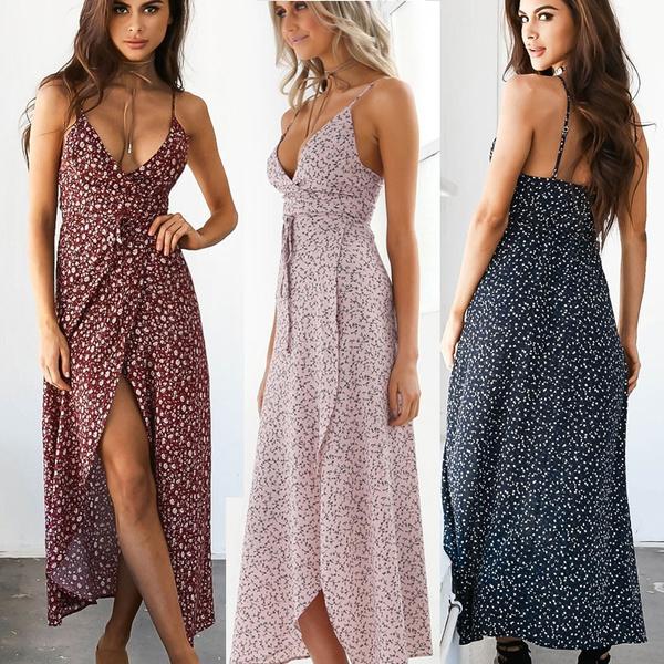 Summer, dressesforwomen, tunic, Waist