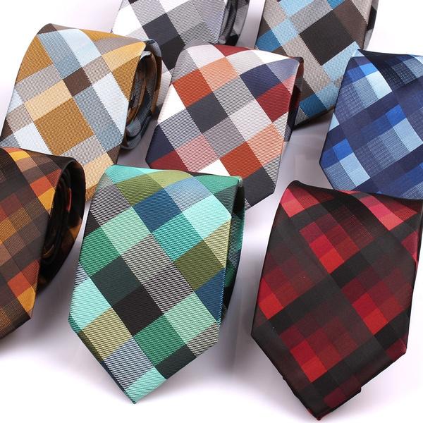 mens ties, Polyester, men necktie, woven