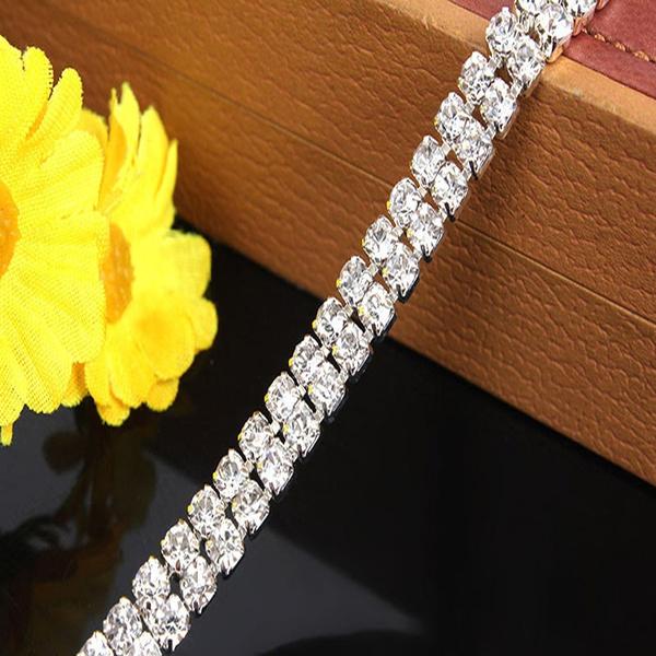 Trim, Jewelry, Chain, Crystal