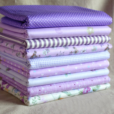 Cotton fabric, Fabric, Hobbies, purple