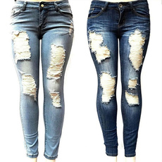 Blues, trousers, ТАЛІЯ, Casual pants