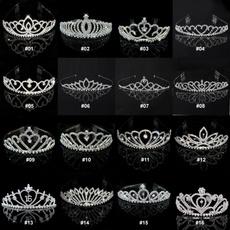 Accesorios de boda, crownstiara, Boda, crown