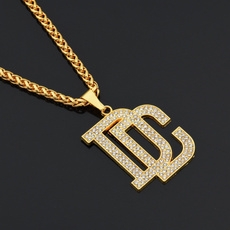 24kgold, Fashion, Necklace, Gifts