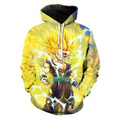 Couple Hoodies, 3D hoodies, Slim Fit, Cosplay