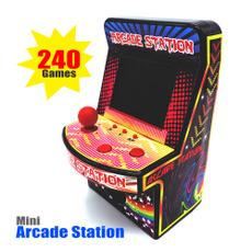 Mini, Machine, Video Games, Toy